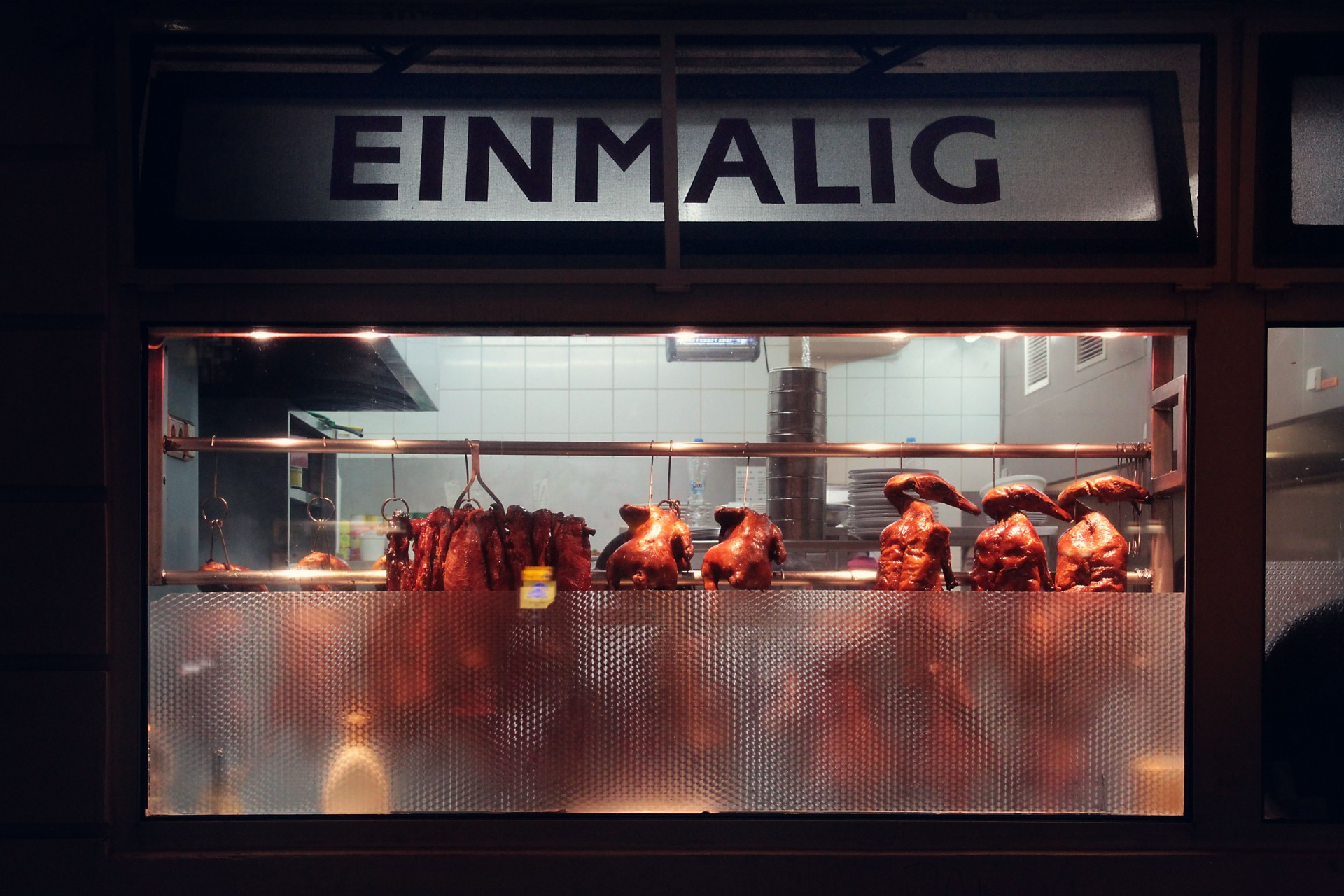 einmalig peking duck