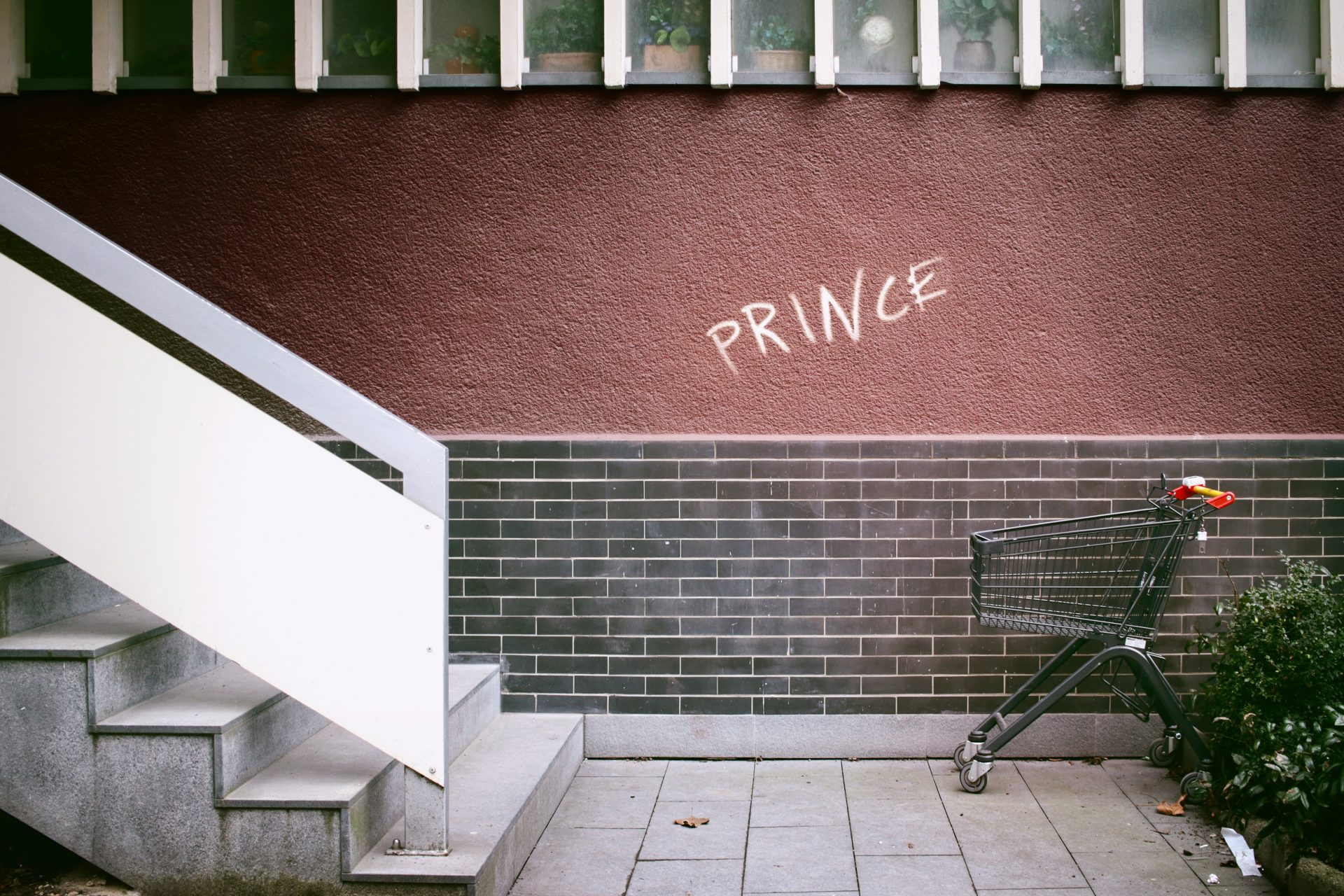 prince was here